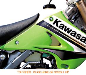 Kawasaki Kx 125 Gas Tanks