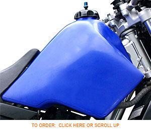 Yamaha Tw 200 >> Yamaha XT Gas Tanks